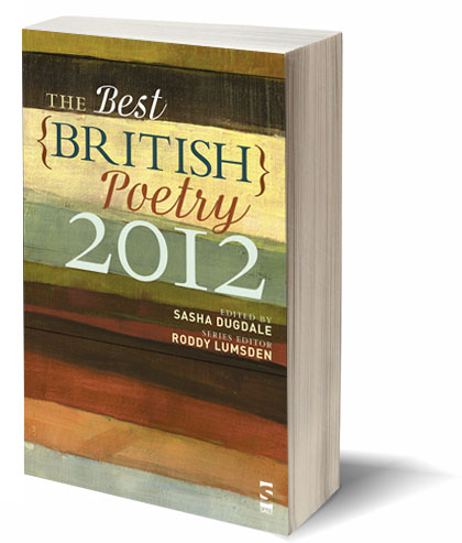 Best of British Poetry 2012
