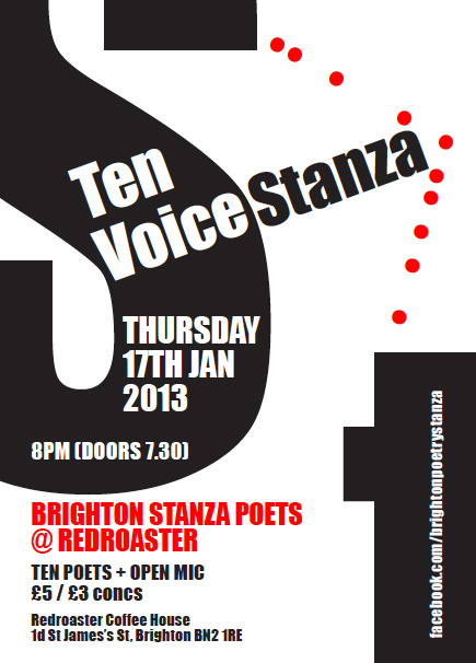 Ten Voice Stanza - Brighton 17-1-13