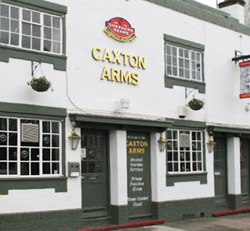 The Caxton Arms