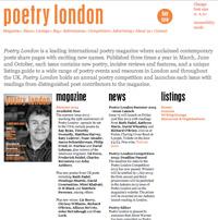 poetry london