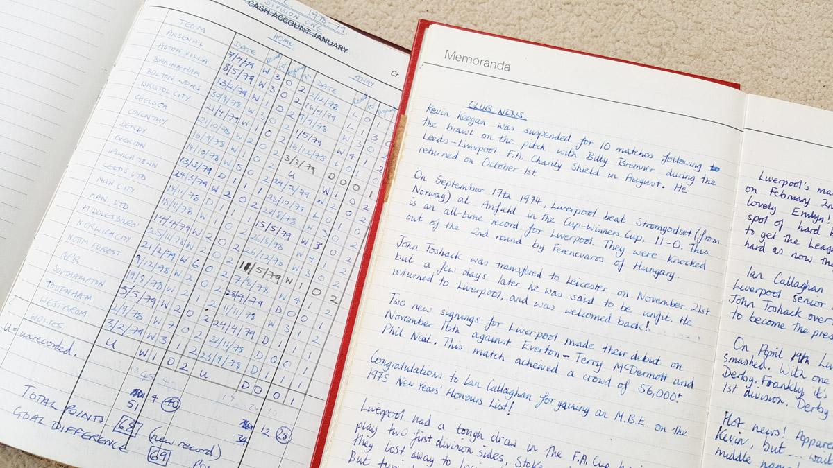 diary extract