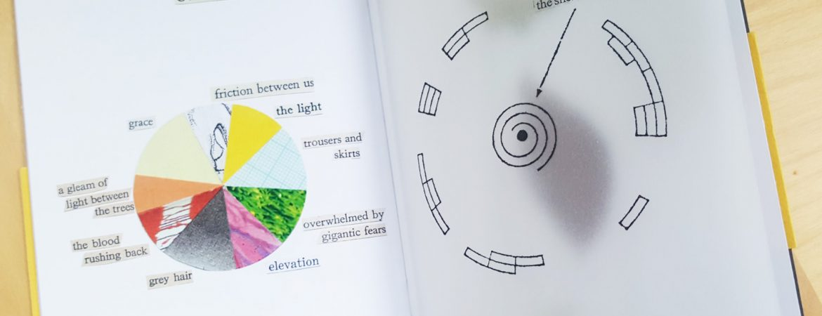 To Eden, Diagram poems by Matthew Kay