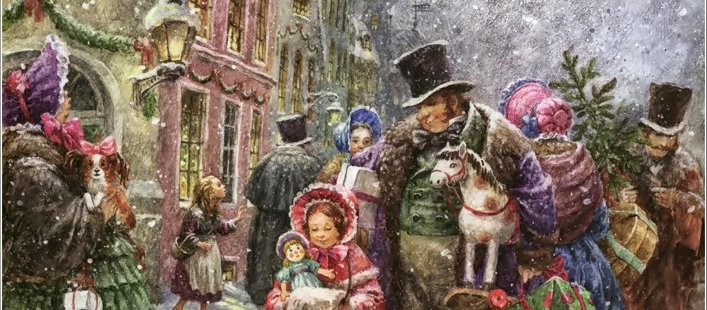 not another Dickensian Xmas