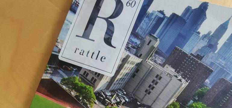 Rattle poetry magazine