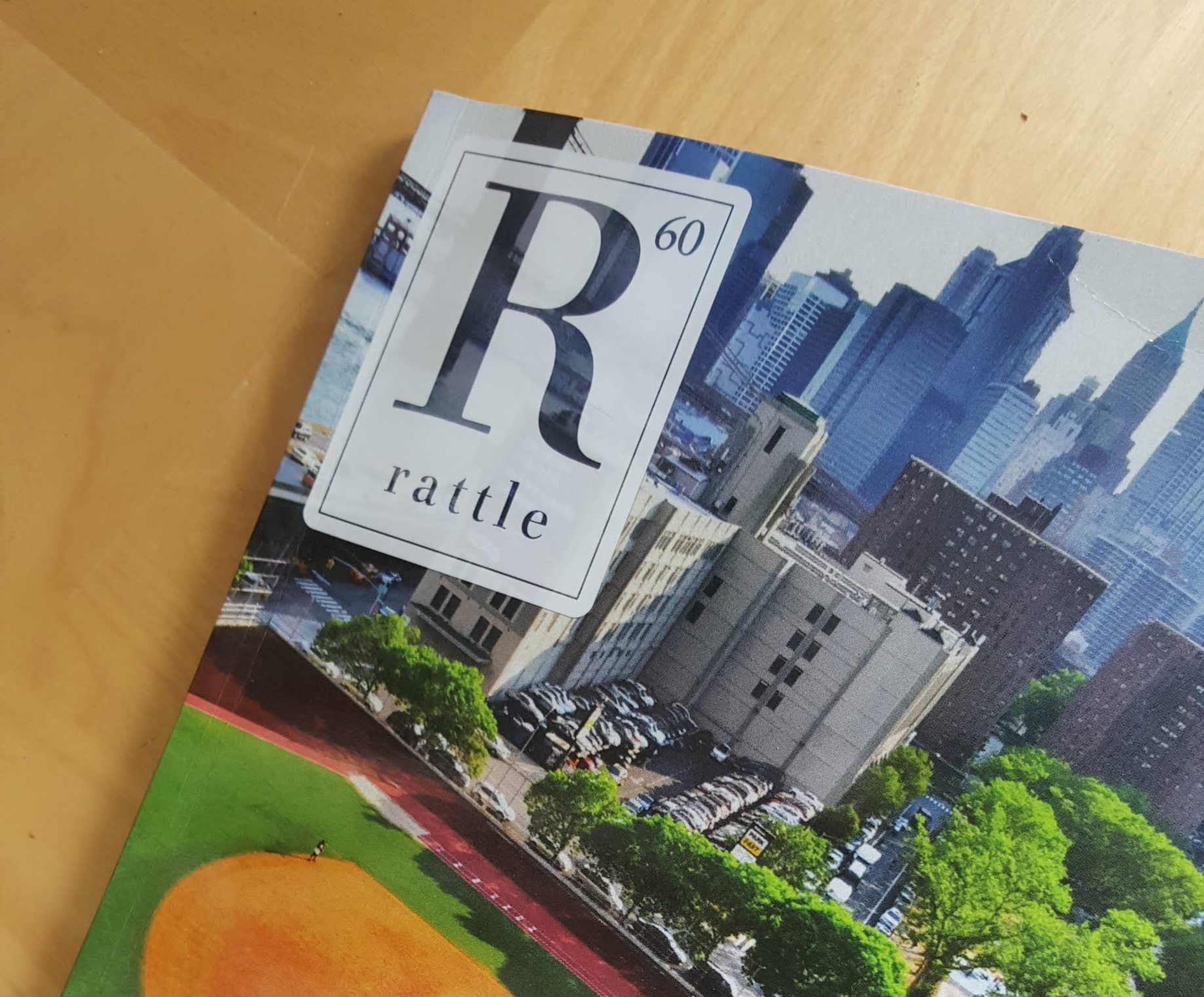 Rattle poetry magazine