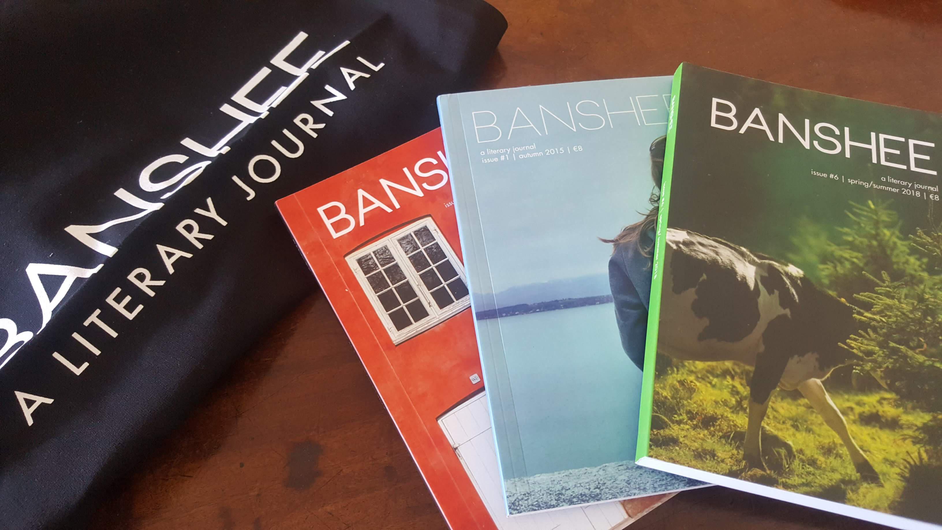 banshee magazine