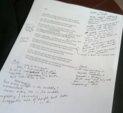 workshop notes 26-1-13