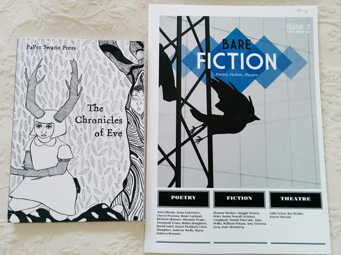 Chronicles of Eve & Bare Fiction magazine