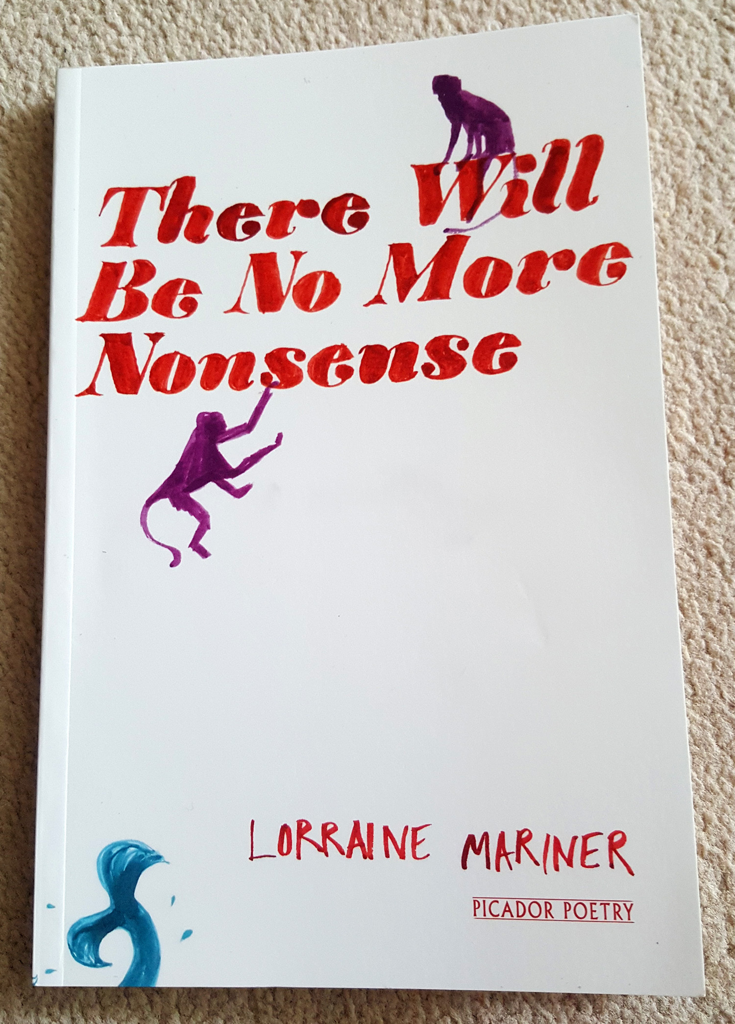 lorraine mariner - there will be no more nonsense