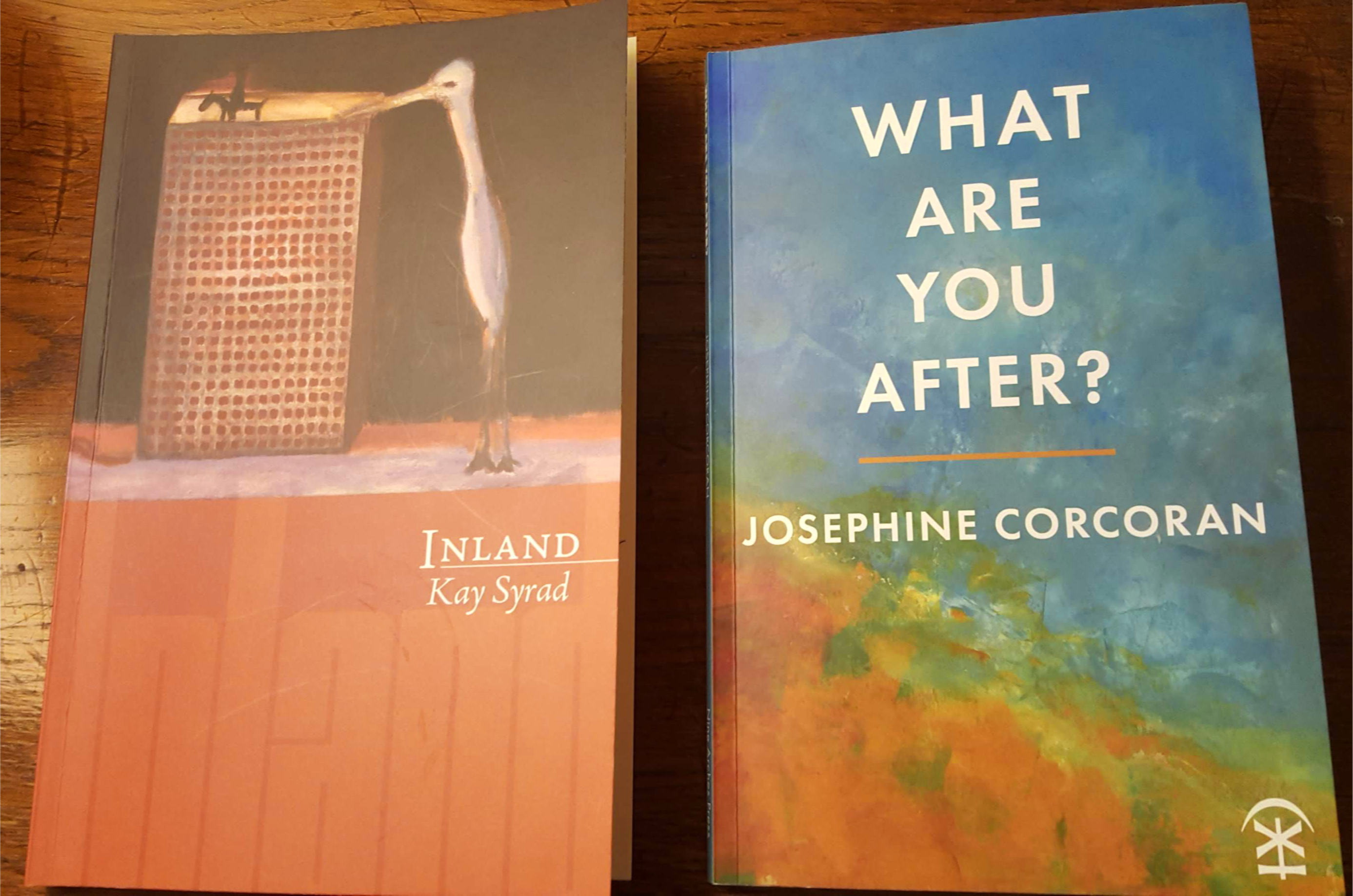 Inland - Kay Syrad and What Are You After? - Josephine Corcoran