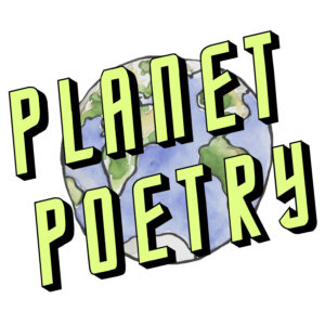 Planet Poetry the new podcast from Robin Houghton & Peter Kenny