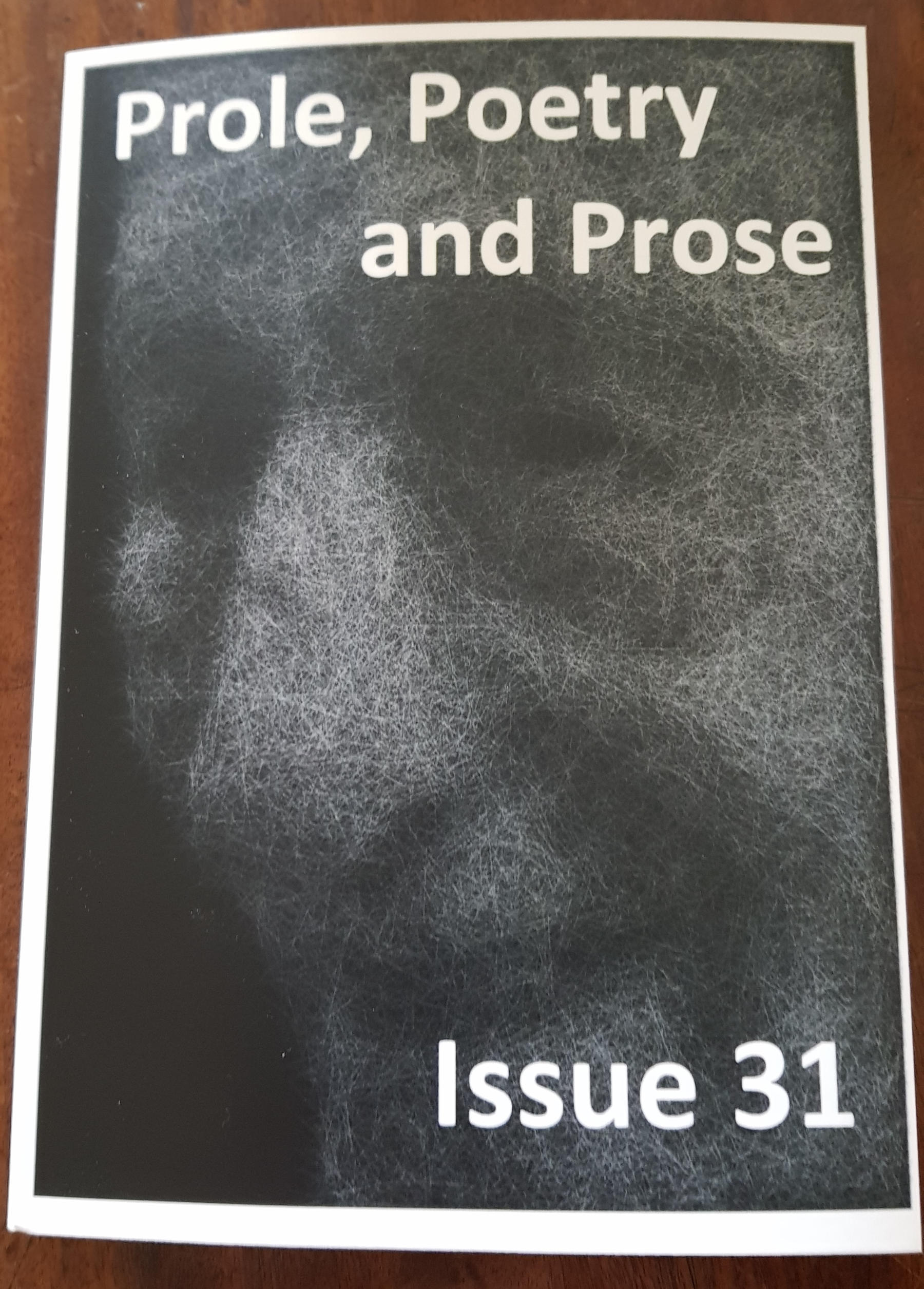Prole 31 poetry mag
