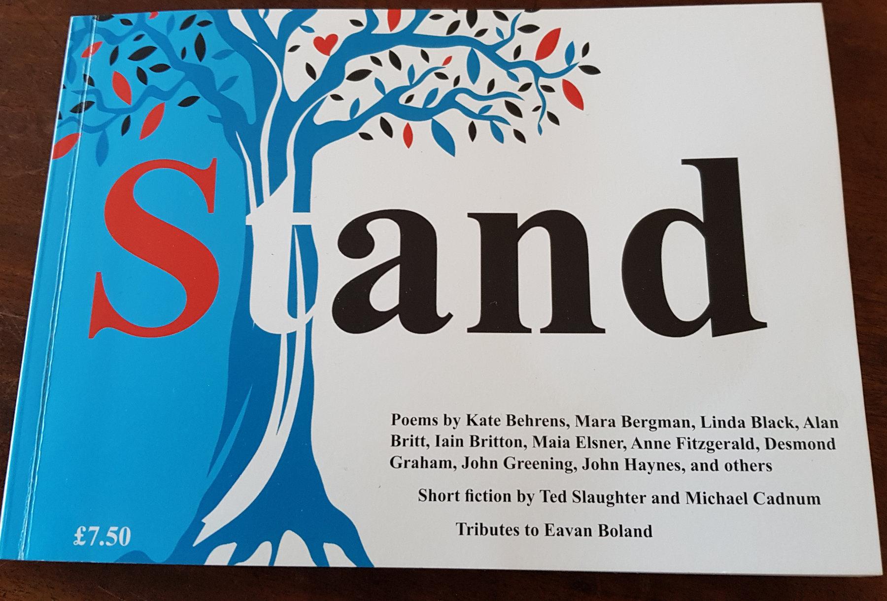 Stand magazine