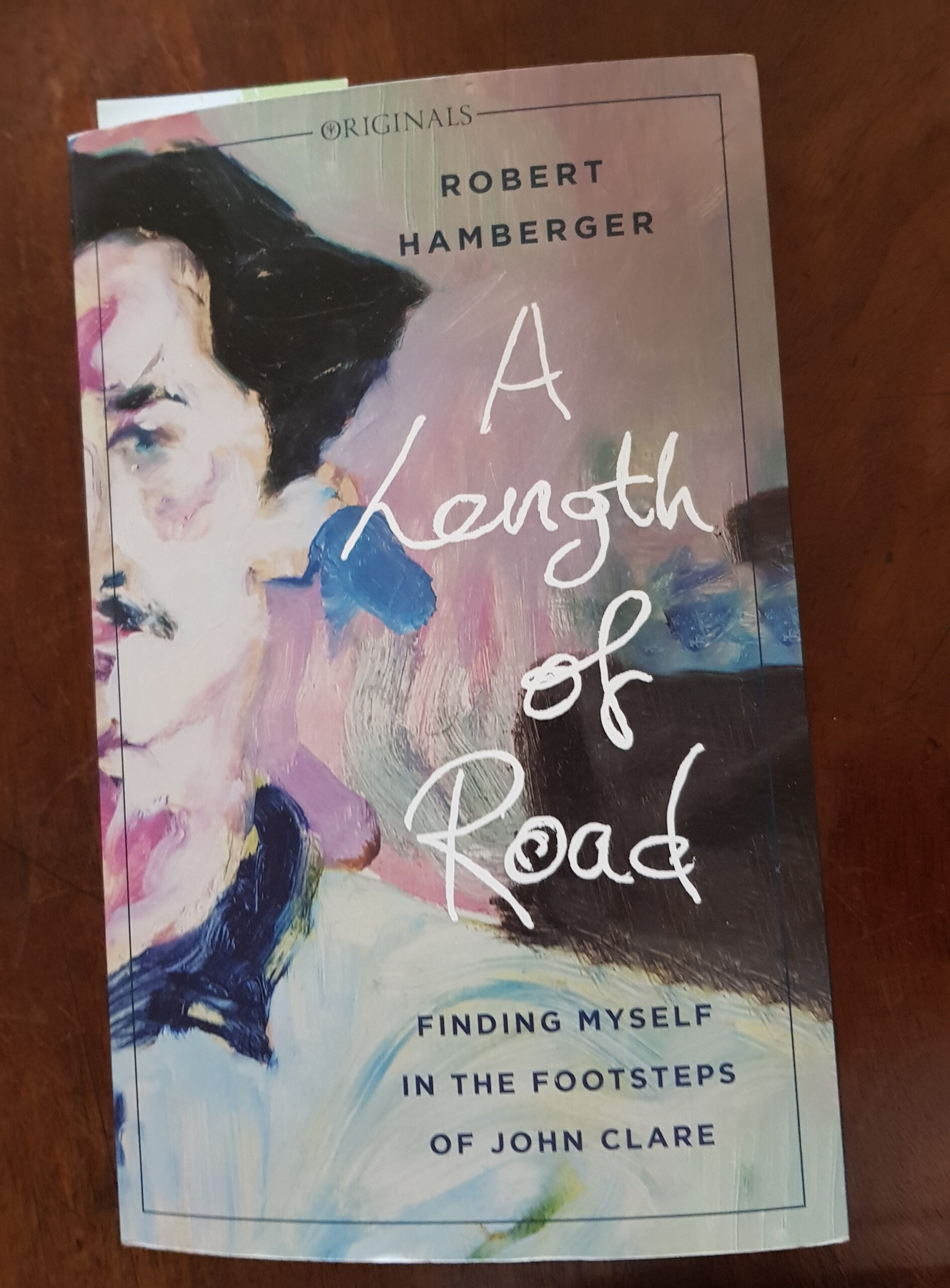 A Length of Road by Robert Hamberger