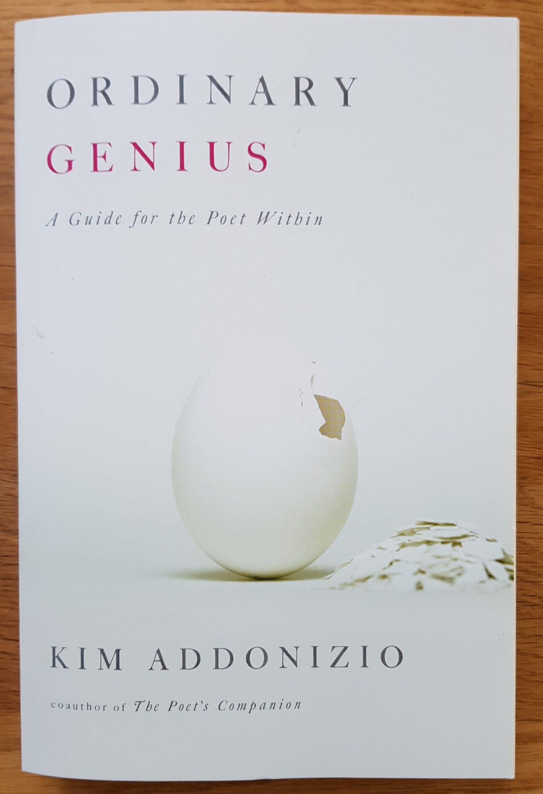 Ordinary Genius by Kim Addonizio